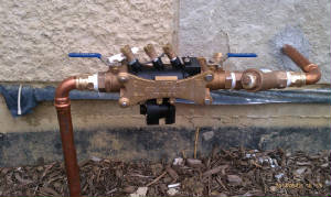 Wilkins 375 Backflow Valve